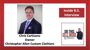 Interview With Chris Cartisano