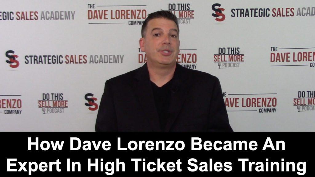 Expert high Ticket Sales Training