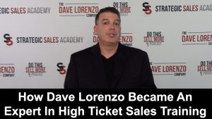 Expert high Ticket Sales Training