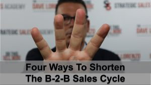 Four Ways to Shorten B2B