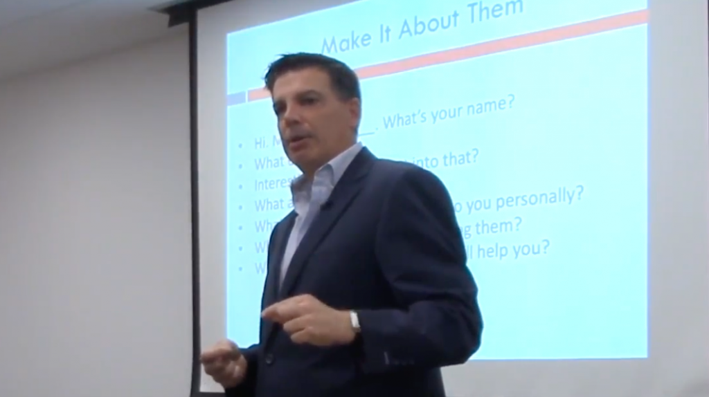 Free Sales Training: What to Say to Make More Money