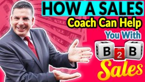 How a sales coach can help you with B2B sales