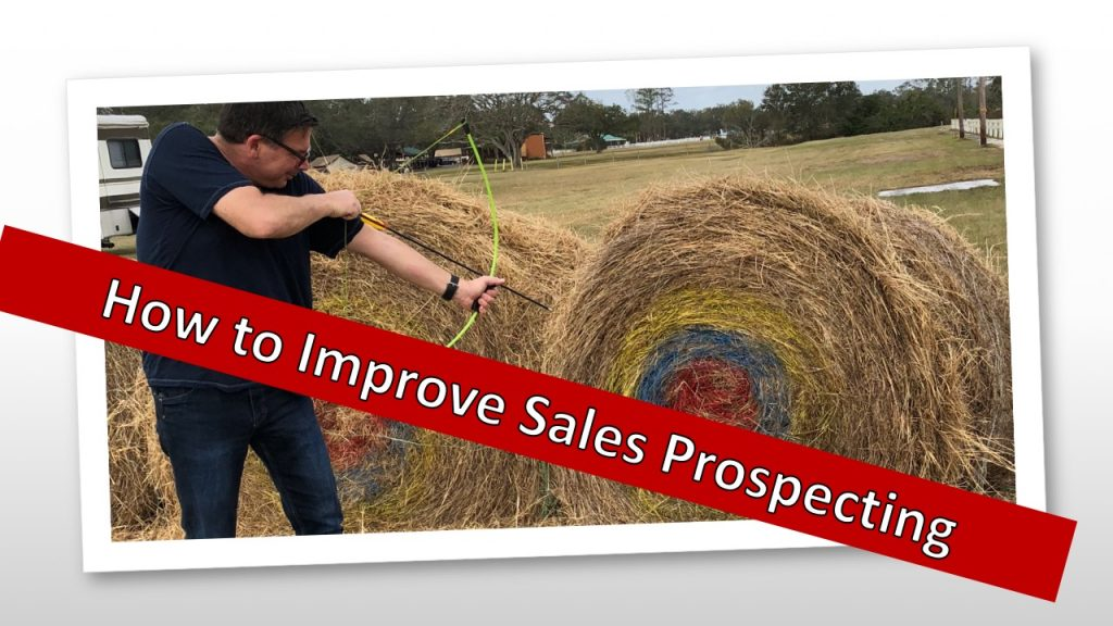 Select Sales Prospects Like Your Best Client