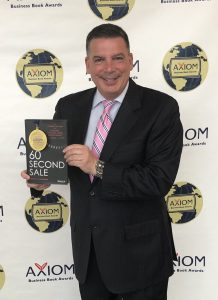 Dave Lorenzo Wins Axiom Business Book Award