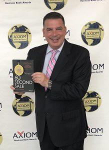Dave Lorenzo Wins Axiom Business Book Award