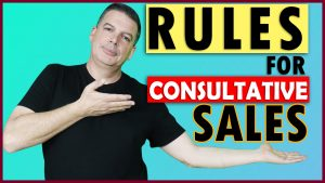 Rules for Consultative Sales