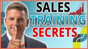 Sales Training Secrets
