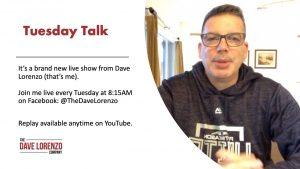 Tuesday Talk 1: Messy Success